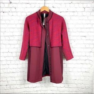 Lululemon Long Jacket Coat